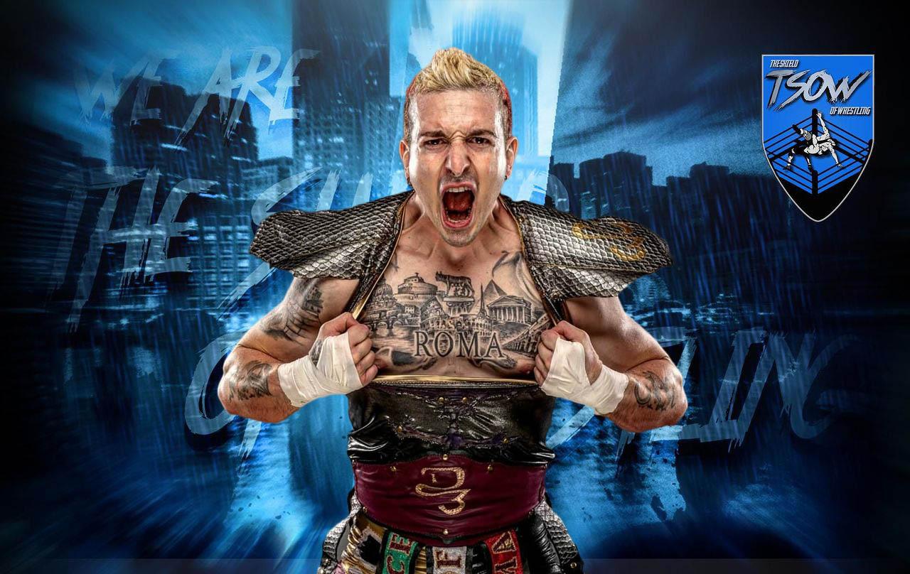 D3 ha affrontato Ace Austin per l'Impact X-Division Championship