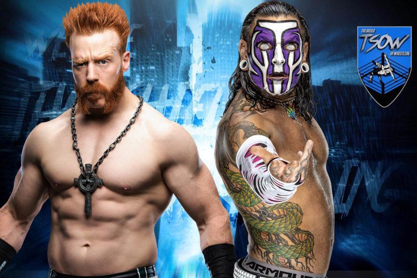 Jeff Hardy vs Sheamus: chi ha vinto l'incontro?