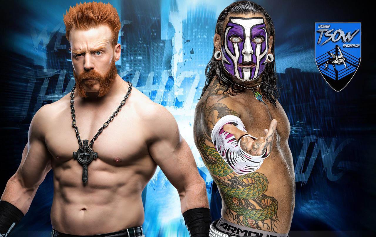 Sheamus farà un brindisi per Jeff Hardy a SmackDown