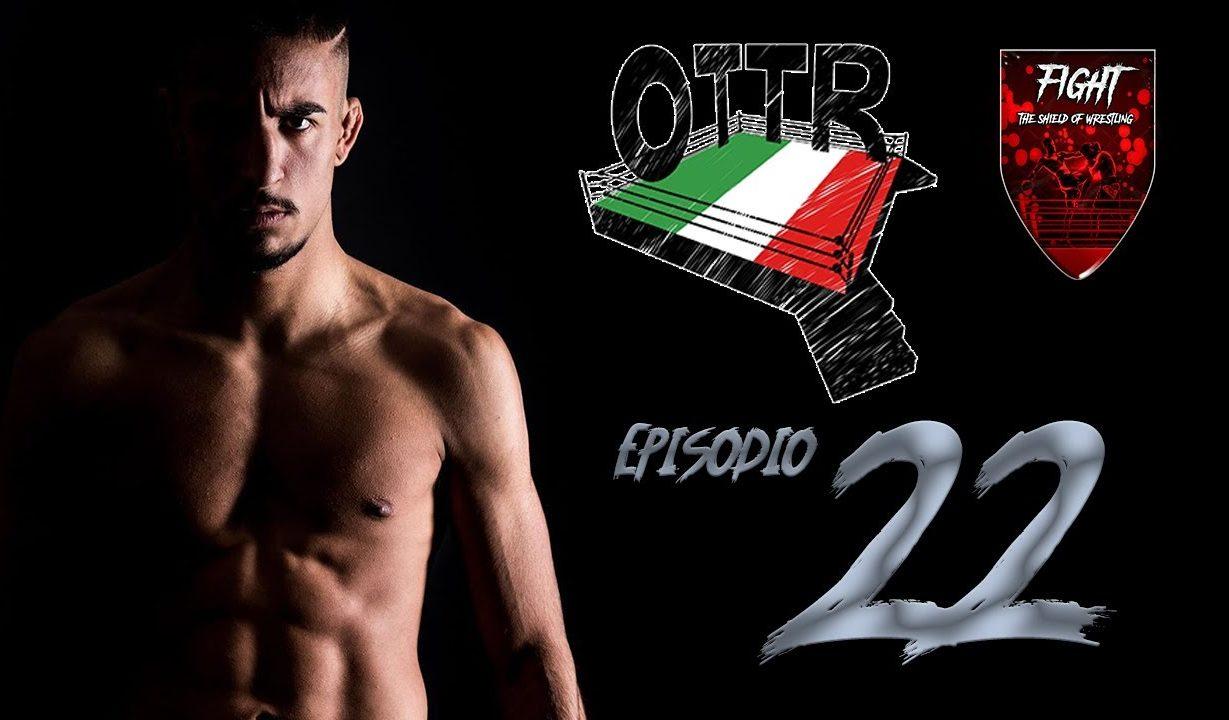 Nicolò Solli intervistato ad Over The Top Rope (S3E22)