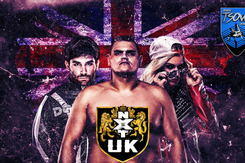 NXT UK Report 10-12-2020
