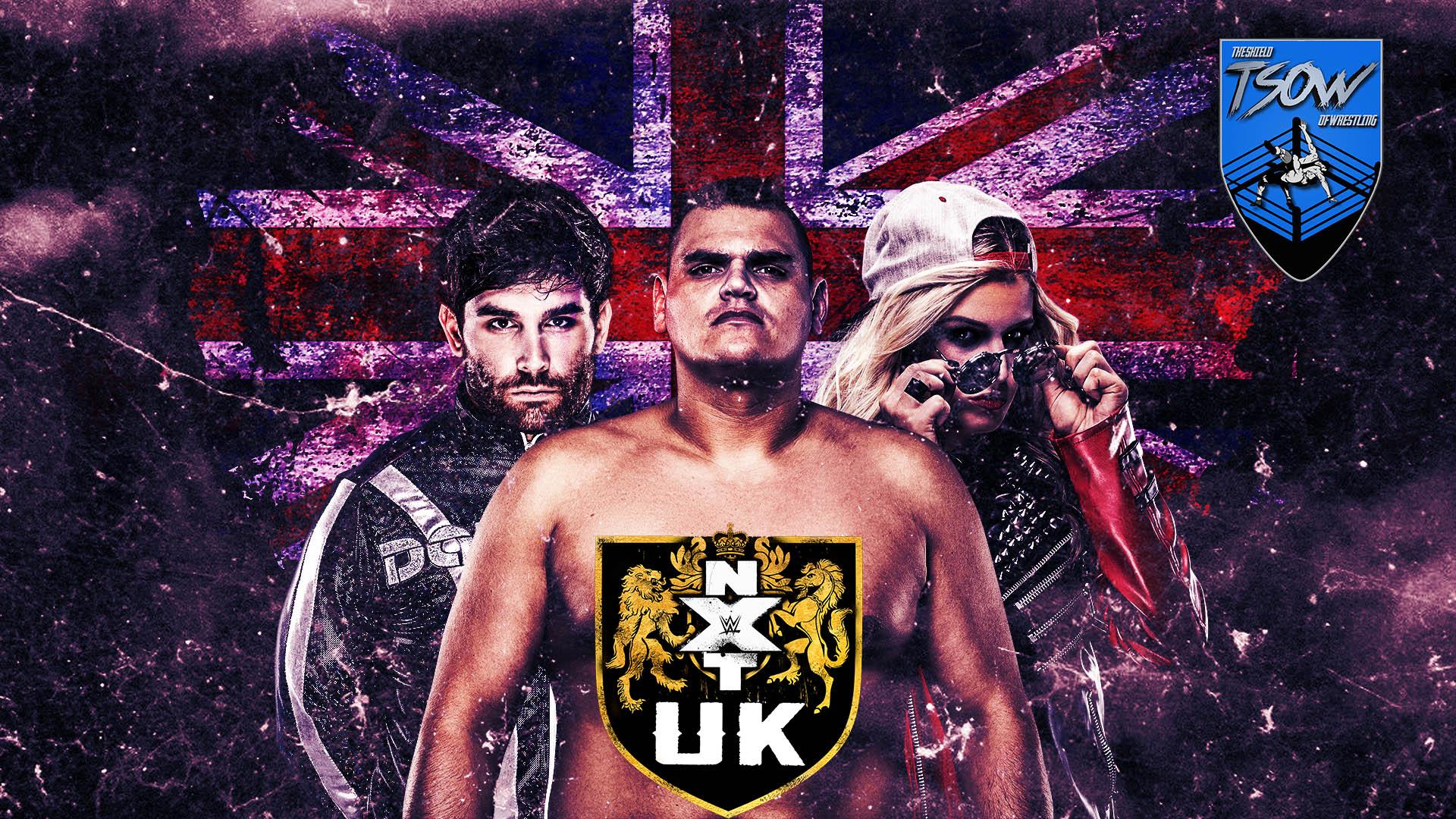 NXT UK Report 19-11-2020