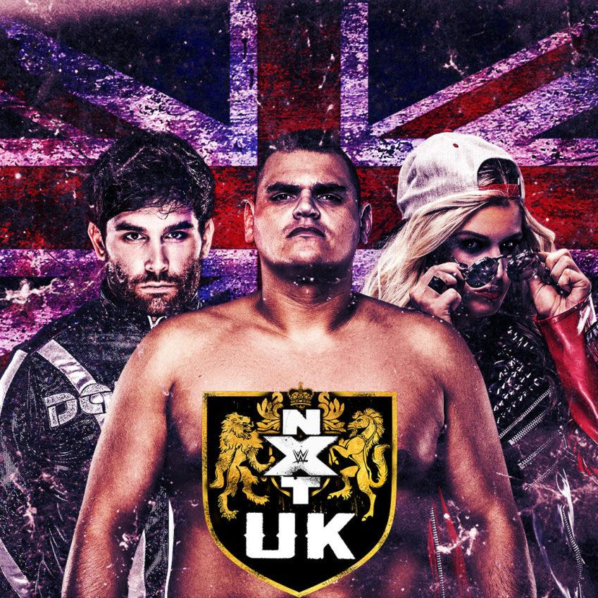 NXT UK 02 07 2020 Report