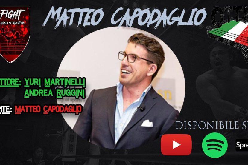 Doc. Matteo Capodaglio intervistato ad Over The Top Rope - S3E19