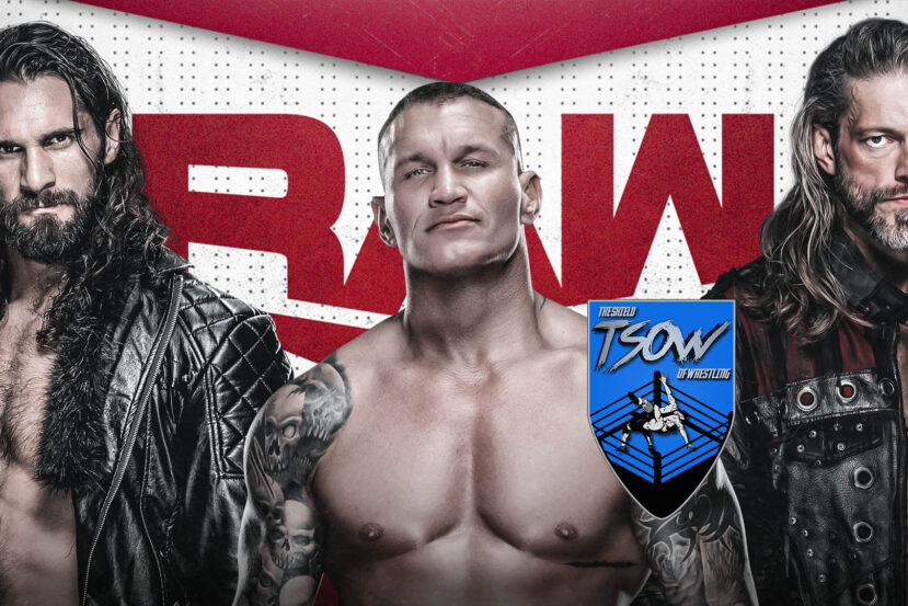 Report RAW Season Premiere
