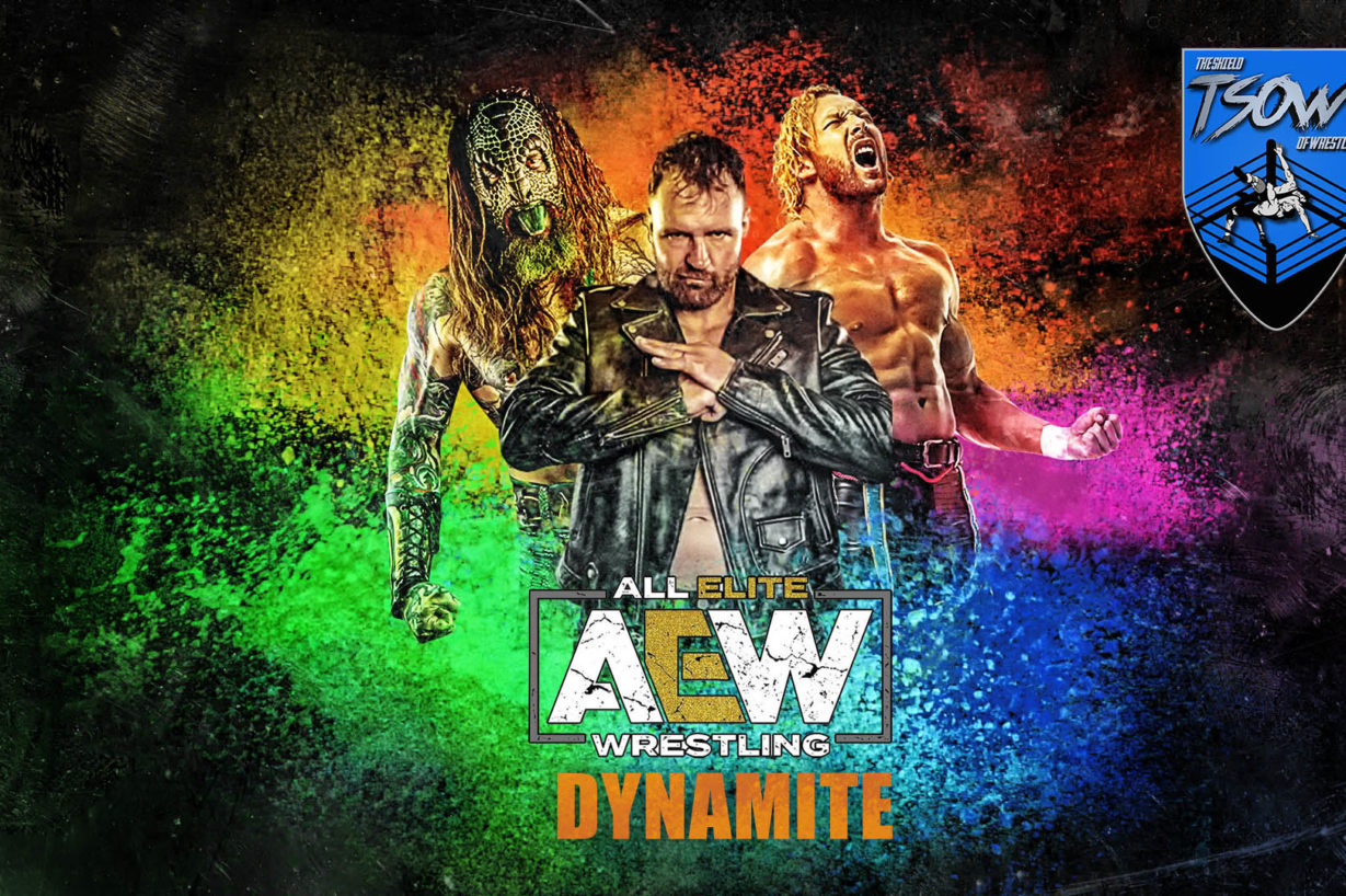 AEW Dynamite Report 12-08-2020