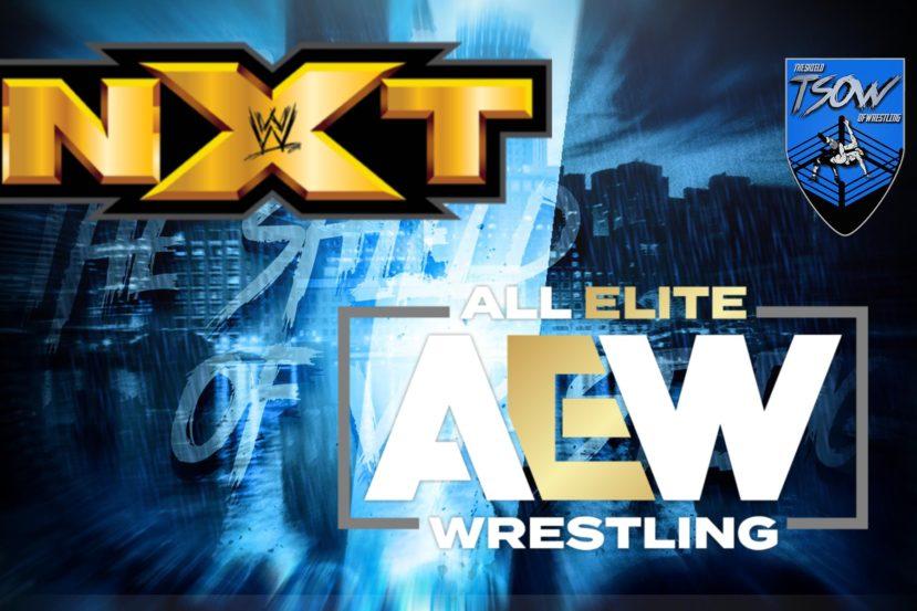 AEW vs NXT ratings