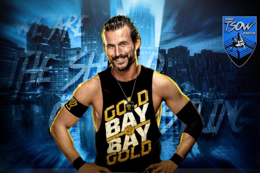 Adam Cole: Triple H parla del suo futuro ad NXT