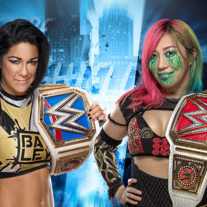 Asuka vs Bayley: come si è concluso il Champion vs Champion match