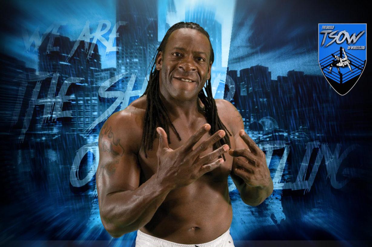 Booker T dichiara: sono sempre pronto per tornare sul ring