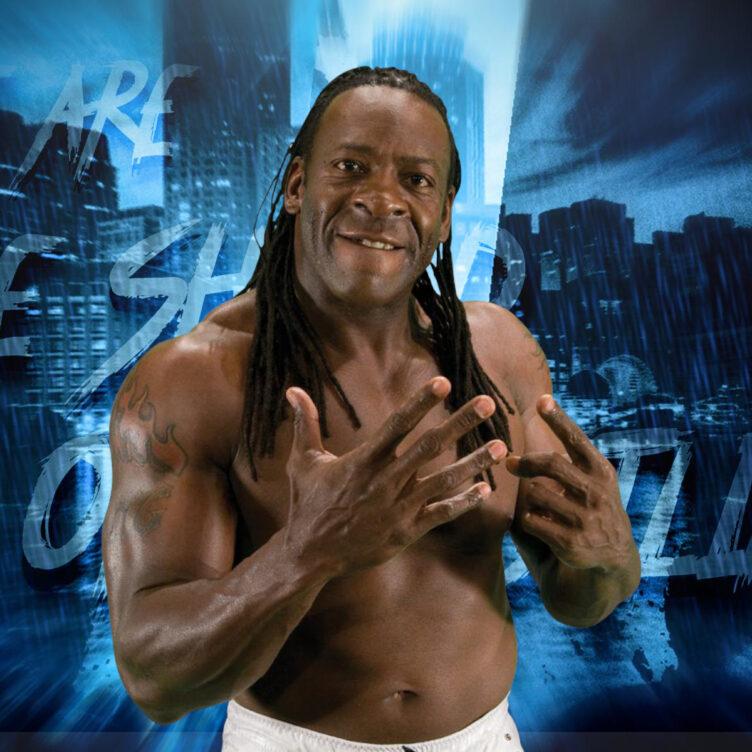 Booker T elogia Andrade e la AEW