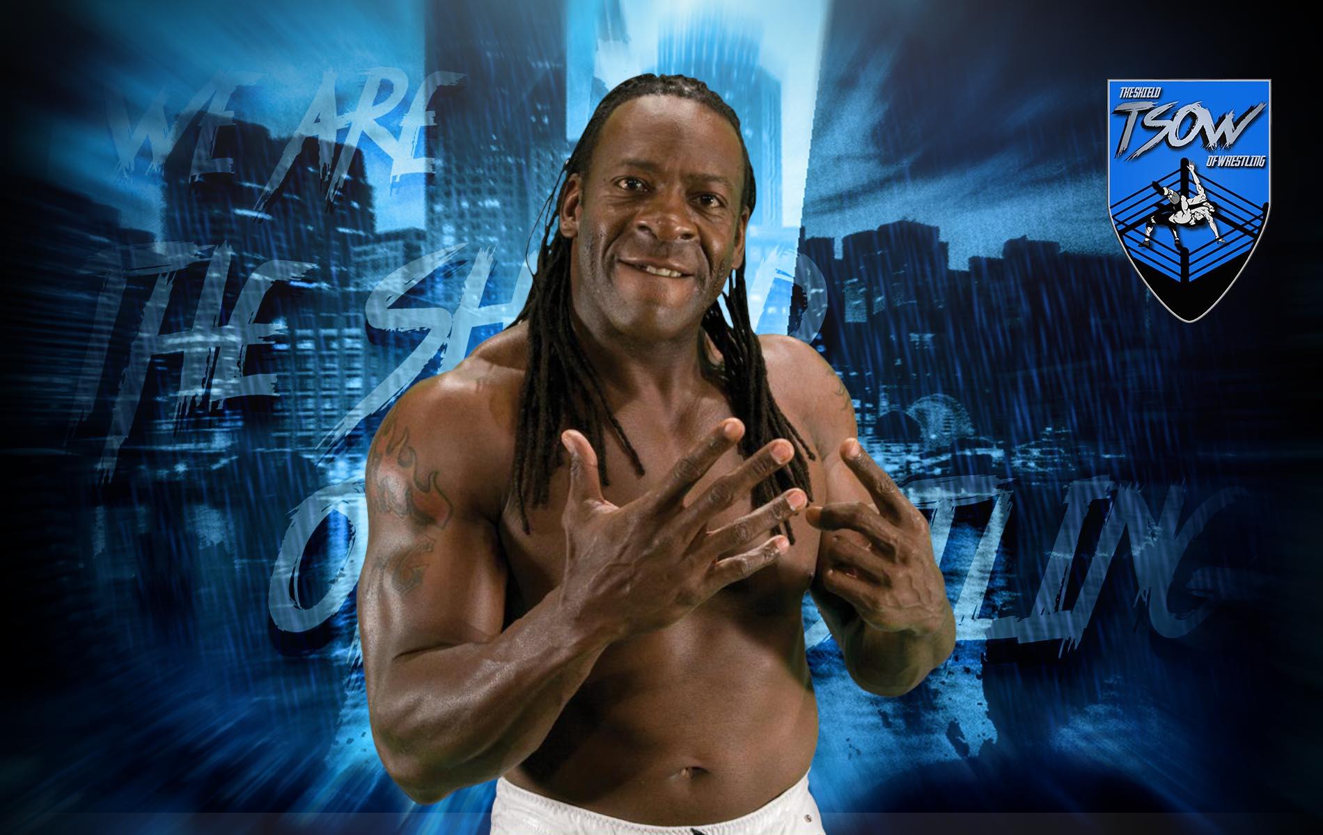 Booker T pensa che Kurt Angle potrebbe far bene in AEW