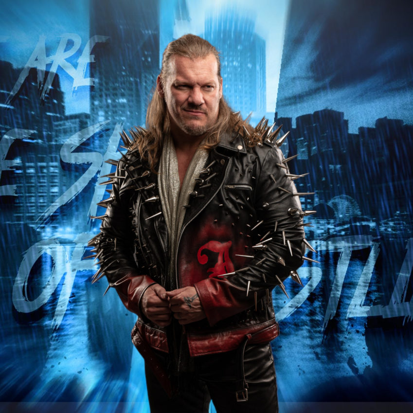 Chris Jericho annuncia il suo nuovo soprannome