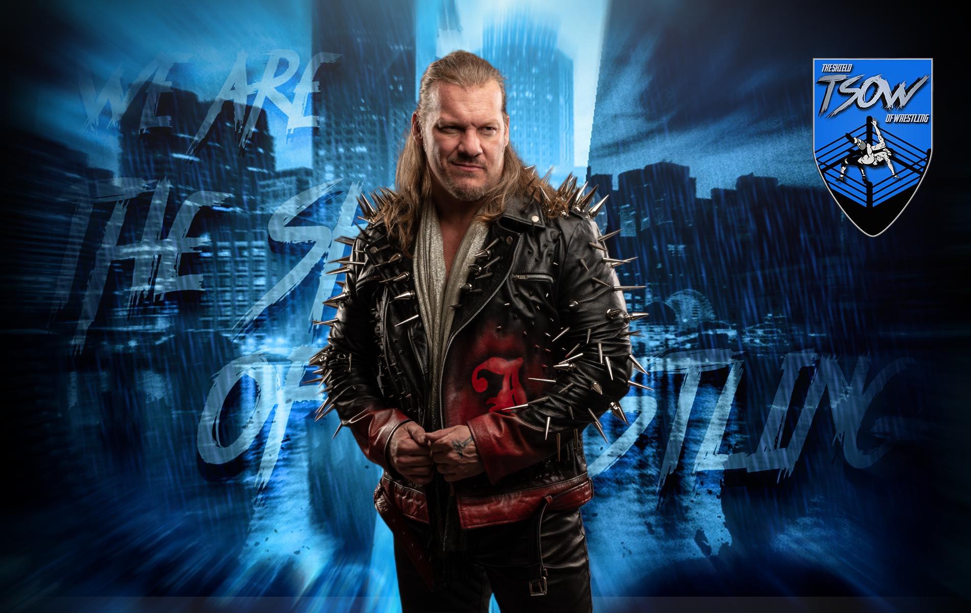 Chris Jericho paragona lavorare con MJF e con The Rock