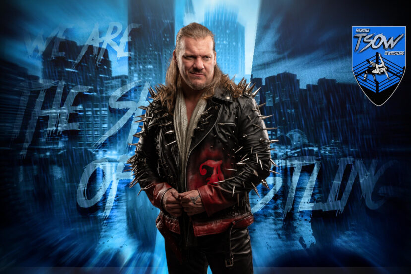 Chris Jericho: lite con Anthony Bowens per Judas