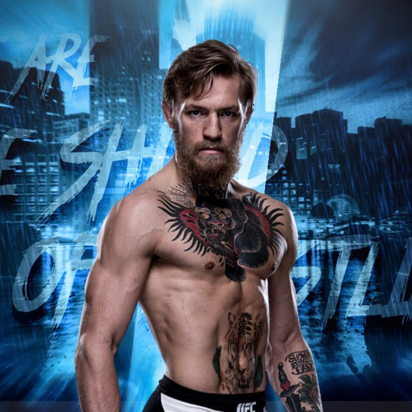 Conor McGregor pensa nuovamente all'approdo in WWE?