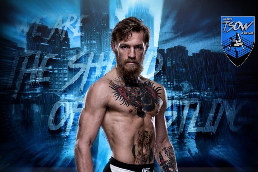 Conor McGregor: ulteriori indizi sul suo arrivo in WWE