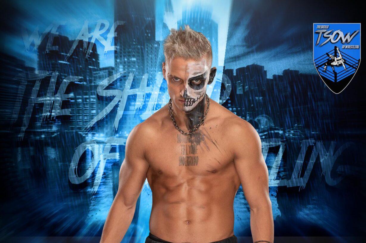 Darby Allin ha riempito di chiamate Cody Rhodes per andare in AEW