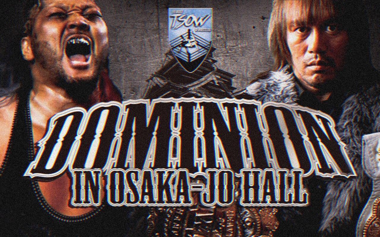 Risultati NJPW Dominion in Osaka-jo Hall 2020