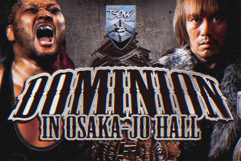 NJPW Dominion in Osaka-jo Hall 2020 Preview