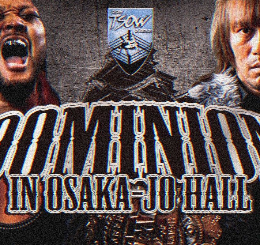 NJPW Dominion in Osaka-jo Hall 2020 Preview