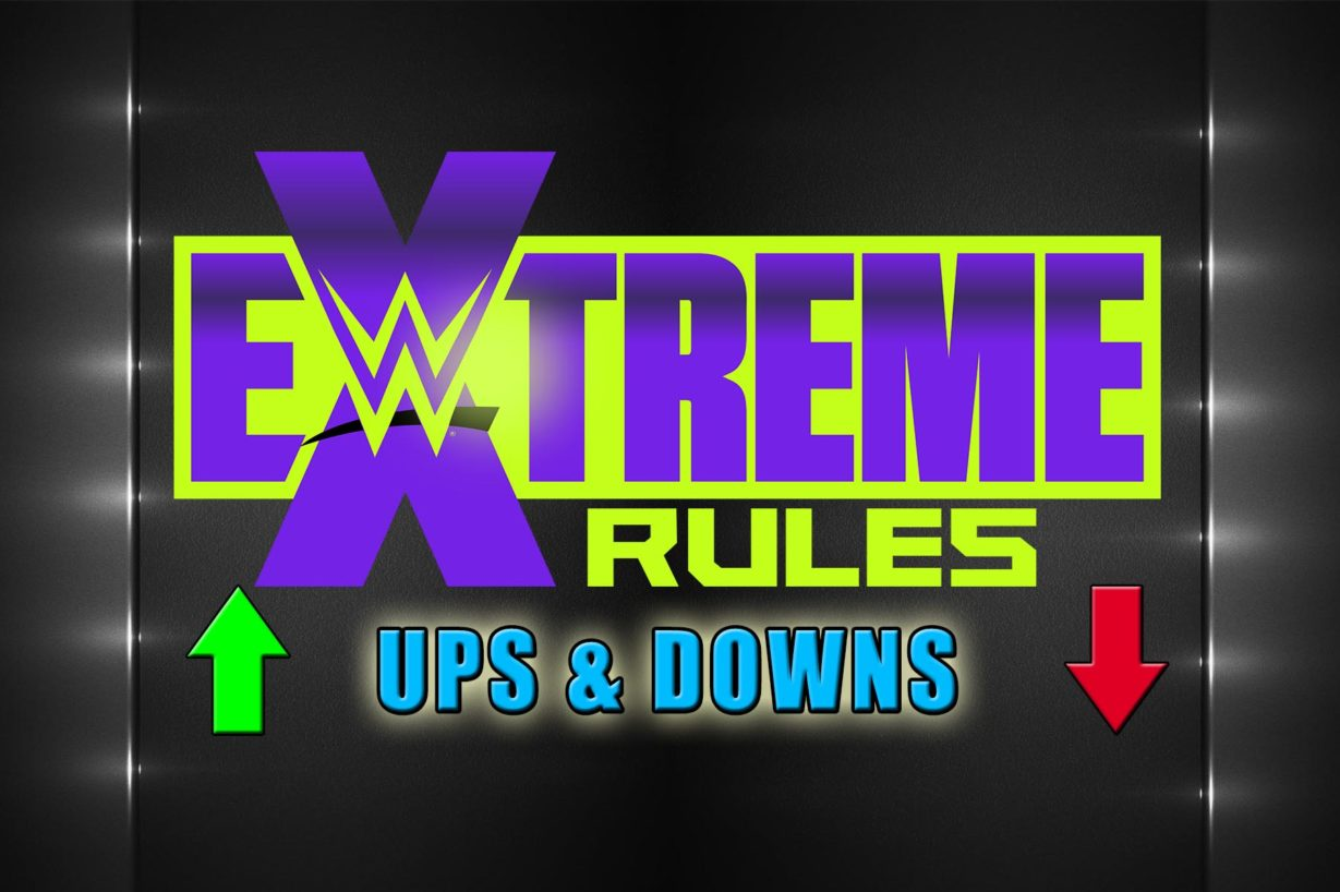 Extreme Rules Ups&Downs   19-07-2020   Paura estrema