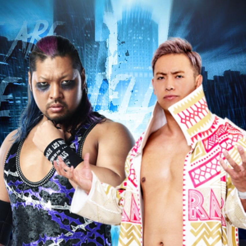 Okada vs EVIL: chi ha vinto la NEW JAPAN CUP 2020?