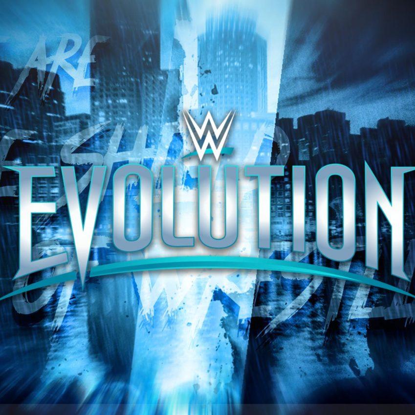 WWE Evolution: ci sarà una seconda edizione dell'evento?