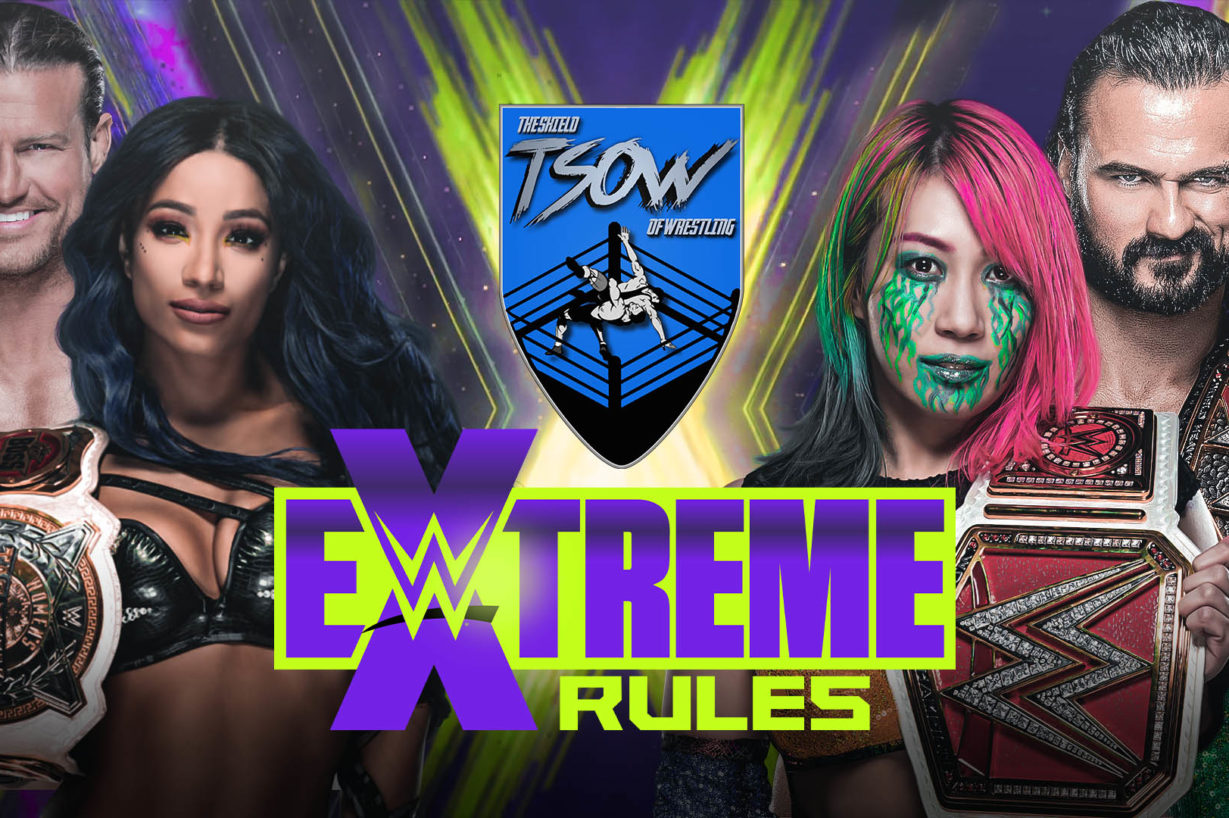 WWE Extreme Rules 2020 Preview