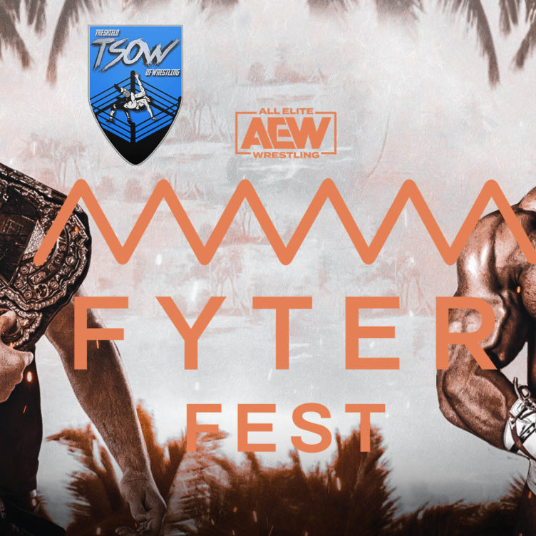 Report Fyter Fest 2020 - Night 1