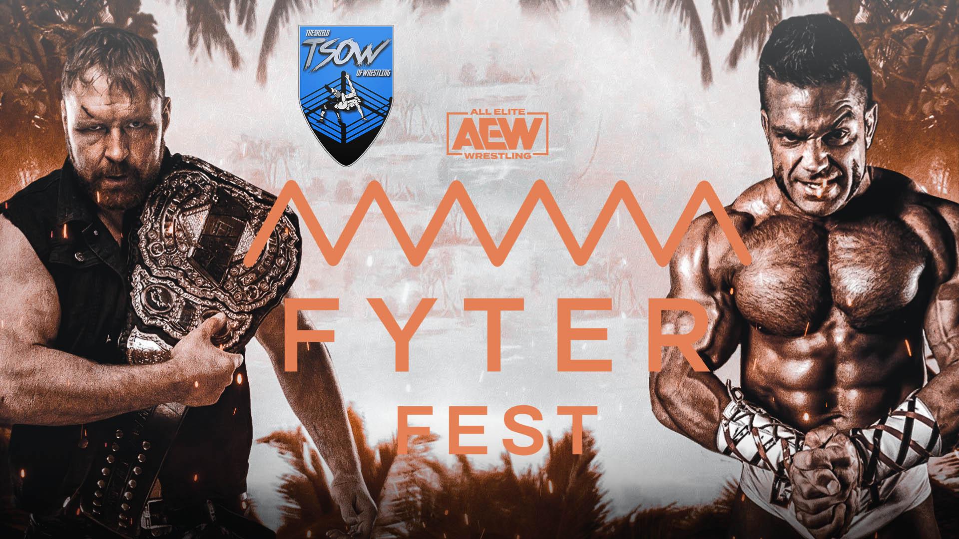 Report Fyter Fest 2020 - Night 1
