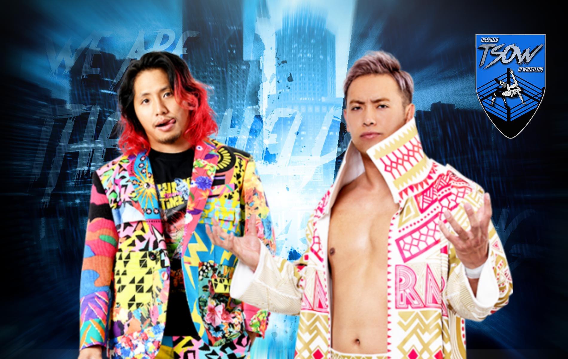 Okada vs Hiromu: chi ha vinto il match?