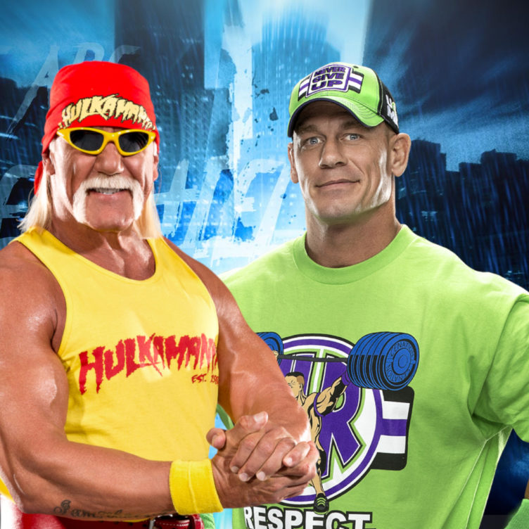 Hulk Hogan avrebbe potuto affrontare John Cena