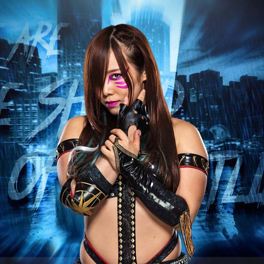 Kairi Sane: WWE pubblica video di ringraziamento