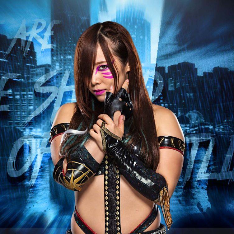Kairi Sane punta al Titolo Femminile di RAW