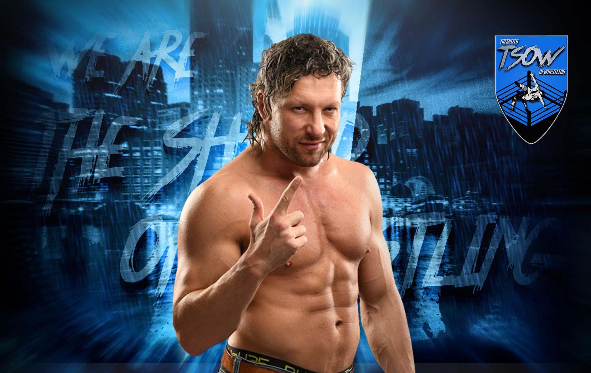 Kenny Omega: chi sarà il suo avversario a IMPACT Wrestling?