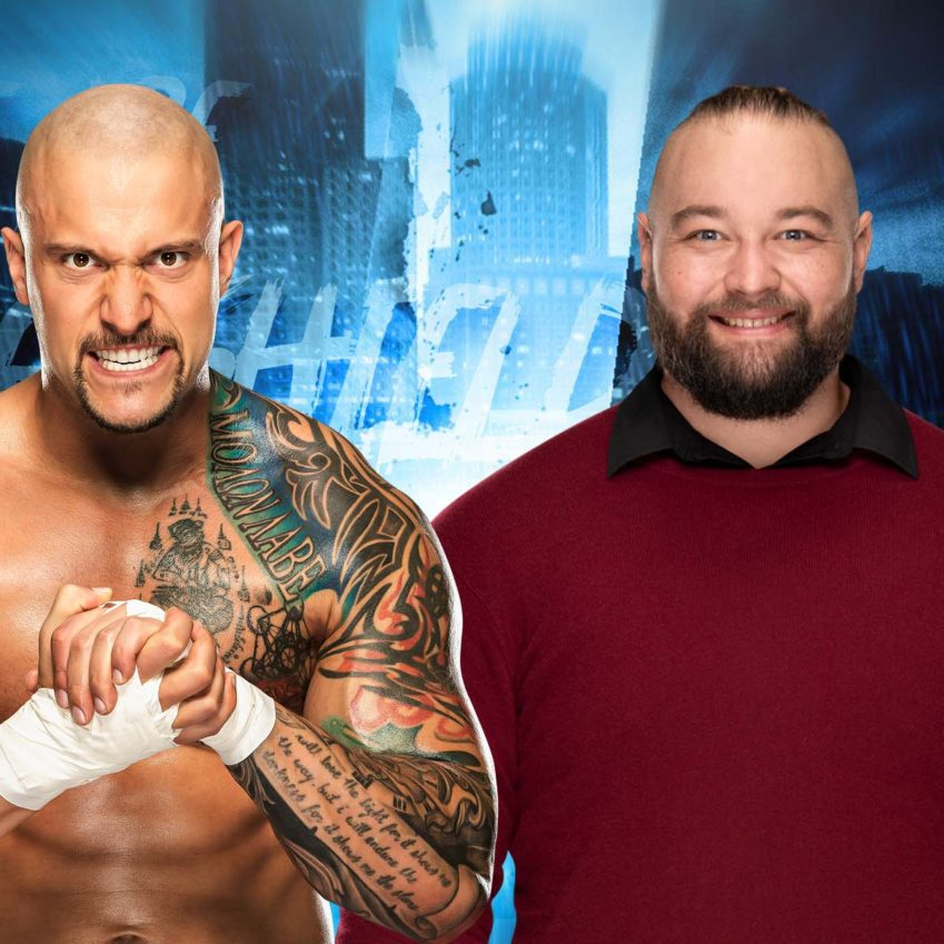 Karrion Kross e Bray Wyatt stuzzicano la fantasia dei fan su Twitter