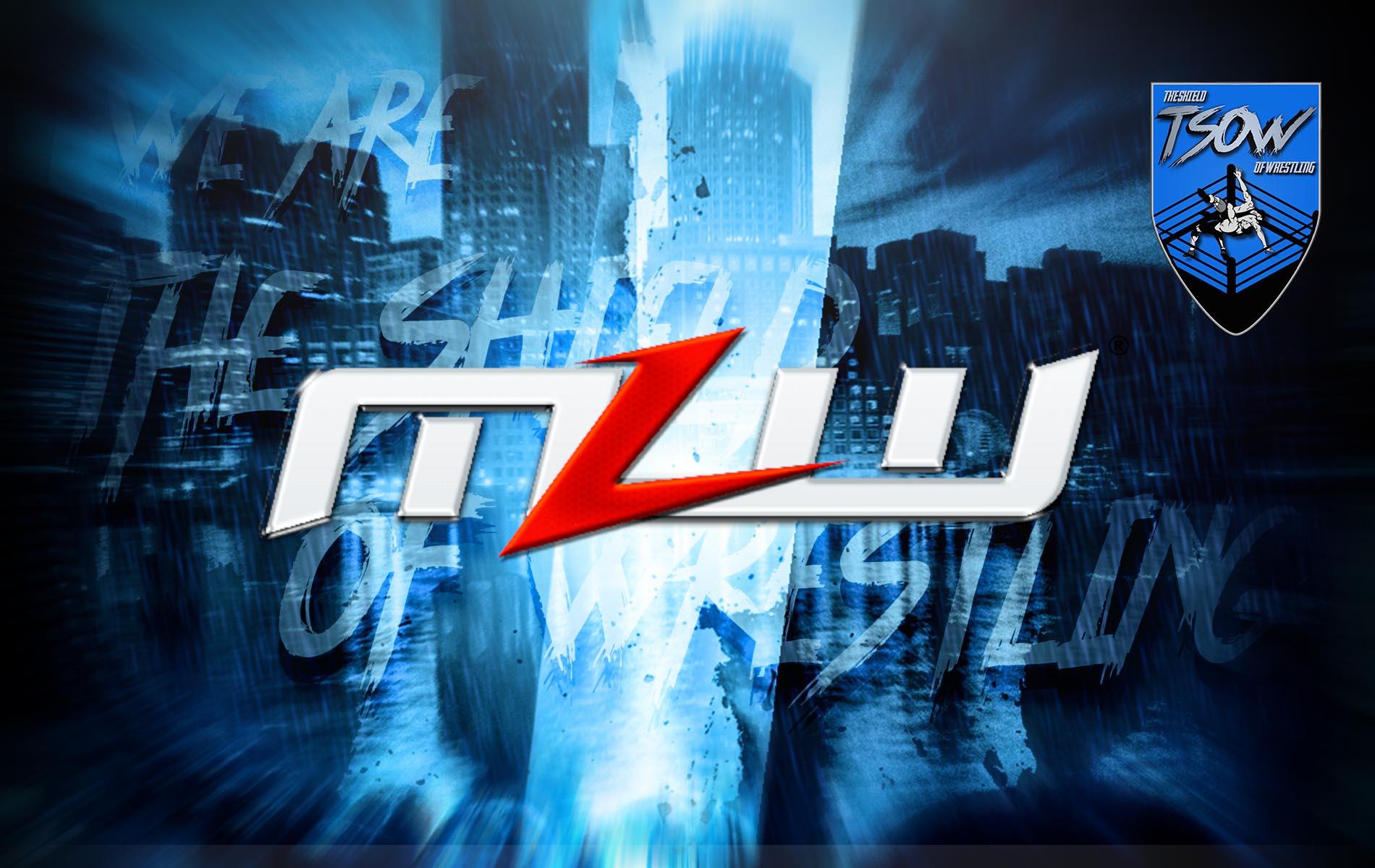 MLW annuncia il ritorno del pubblico negli show da luglio