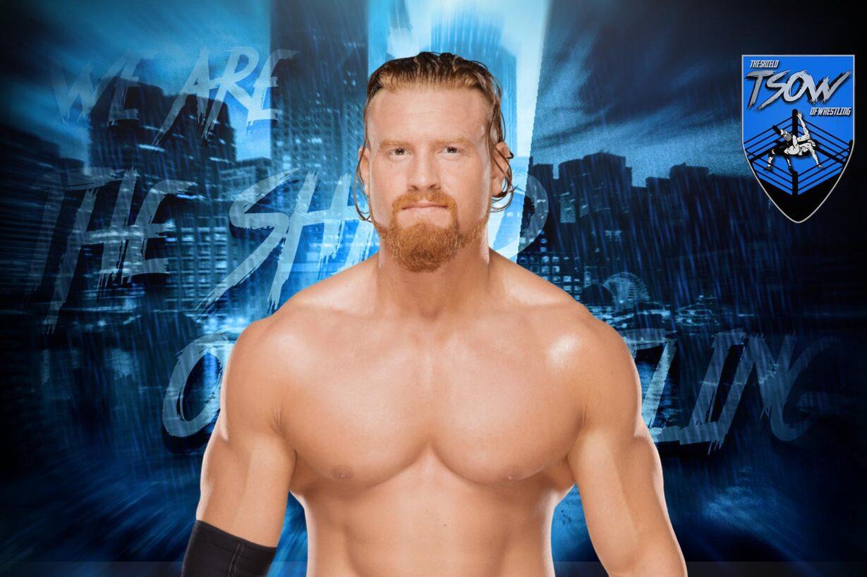 Murphy: la storia con Aalyah è stata cancellata dalla WWE?