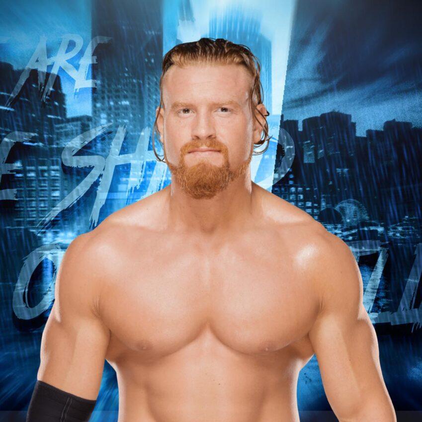 Murphy: in arrivo un altro cambio di ring name?