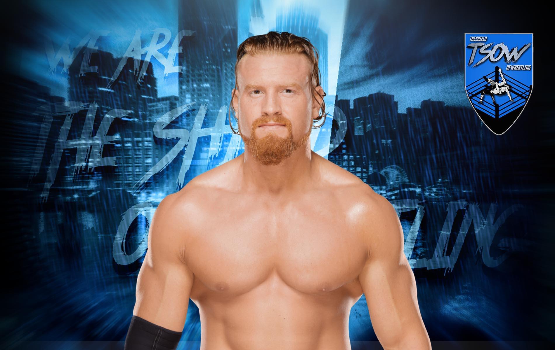 Buddy Murphy rilasciato dalla WWE!