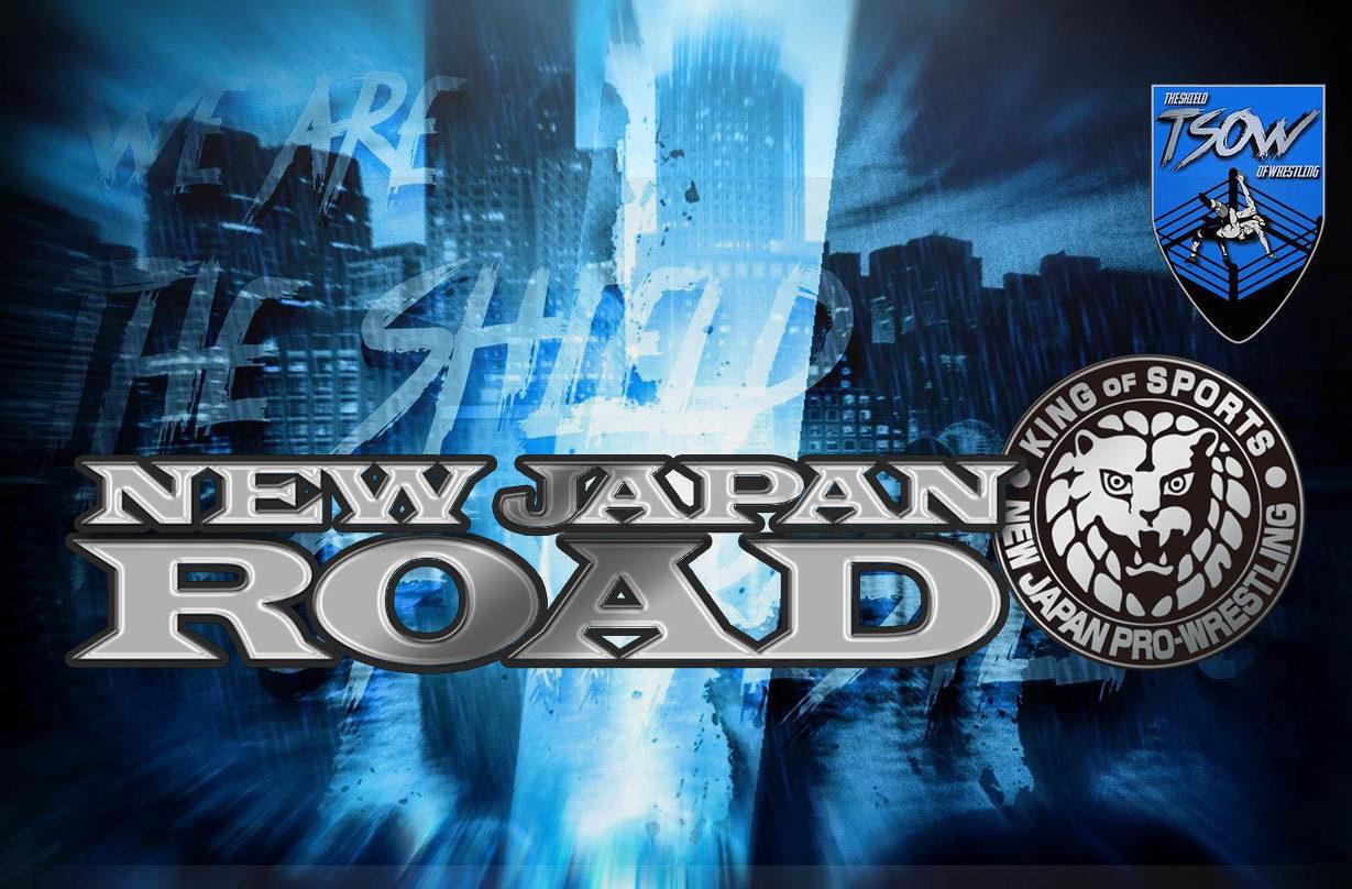 NJPW NEW JAPAN ROAD Risultati