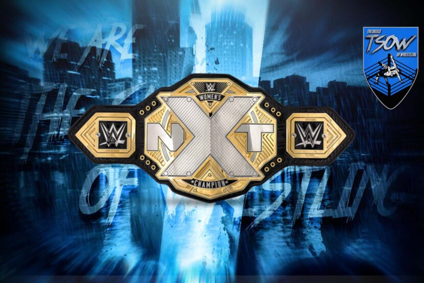 NXT TakeOver Vengeance Day: risultato Triple Threat Match