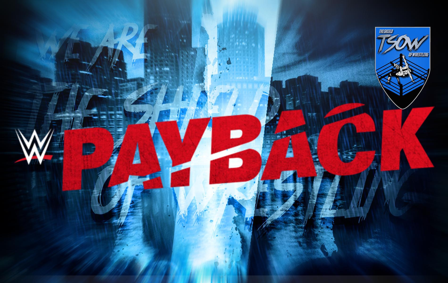 Payback 2020: il risultato del match tra King Corbin e Matt Riddle