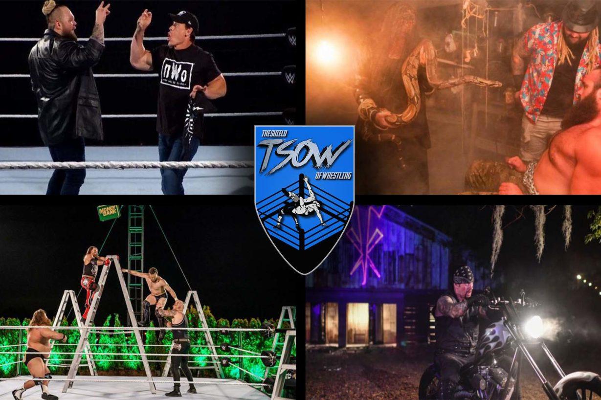 Hanno ancora senso i Cinematic Match in WWE?
