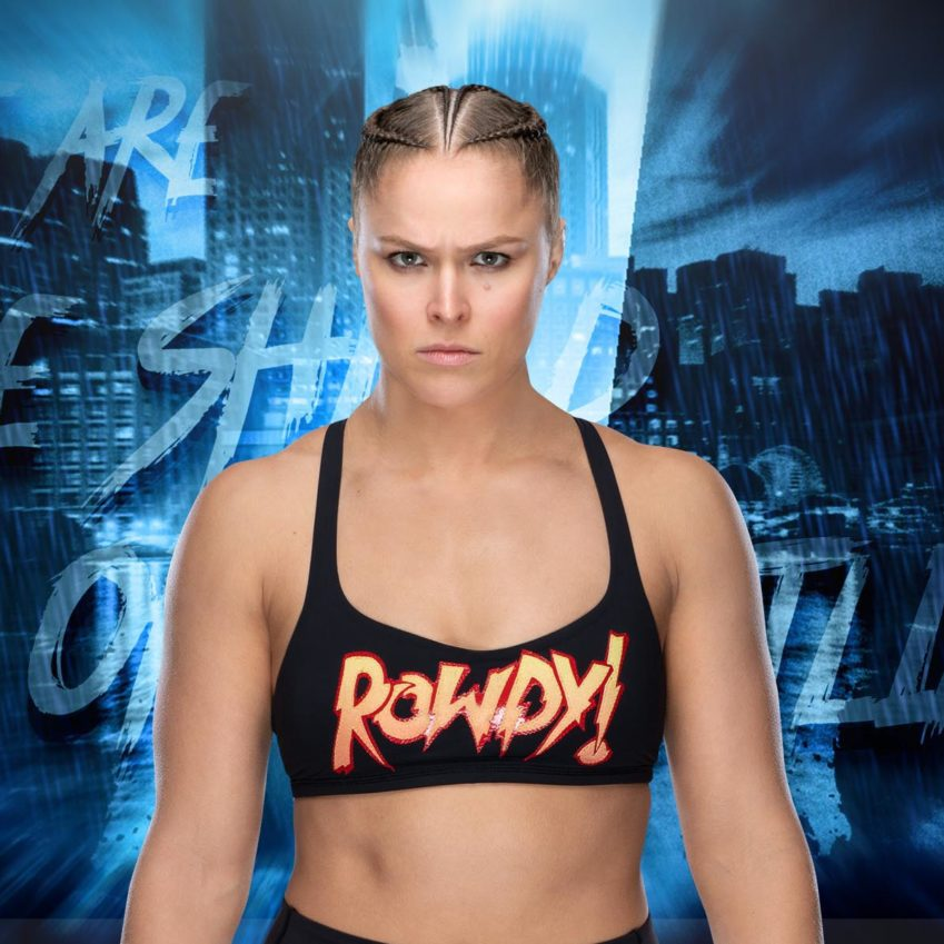 Ronda Rousey insulta Becky Lynch mentre gioca a WWE 2K Battlegrounds