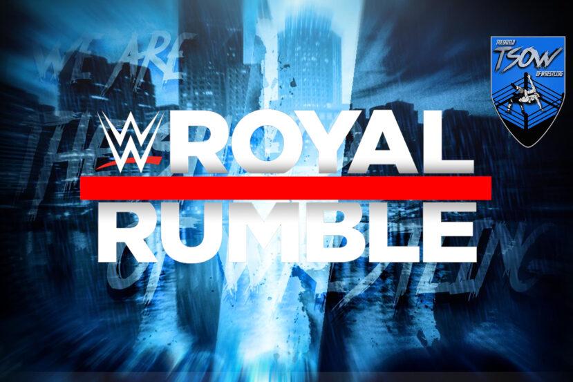 Royal Rumble 2021: le prime quote