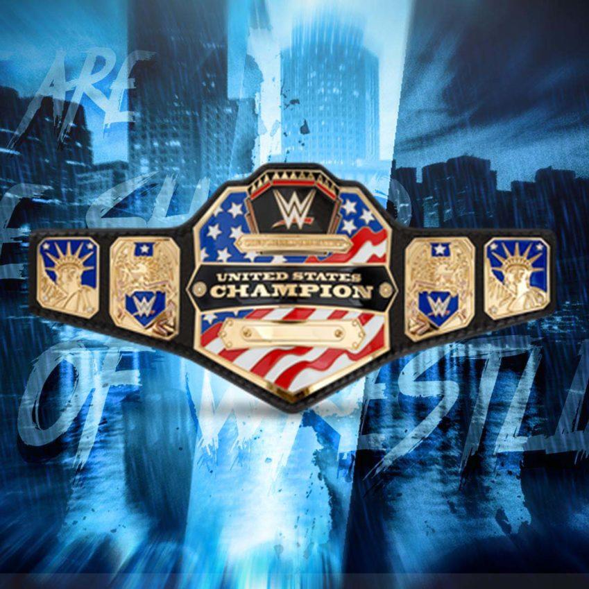 United States Championship: un nuovo design verrà presentato a RAW?