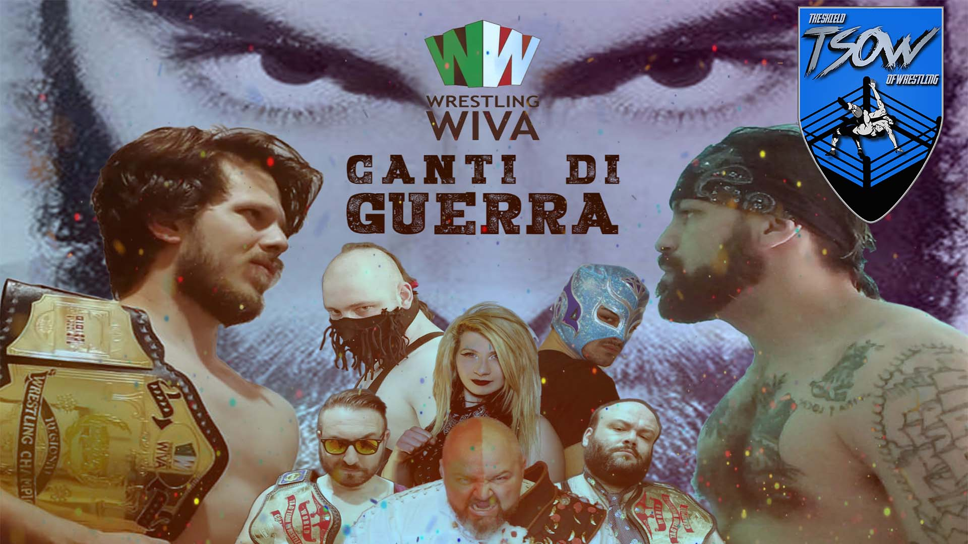 WIVA Canti di Guerra Review 18-07-2020