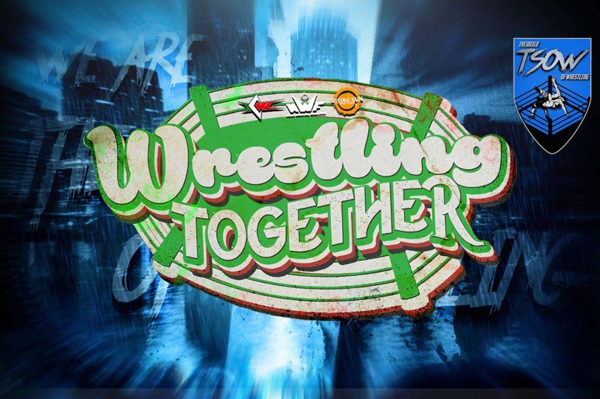 Wrestling Together: resoconto dello show e risultati dei match
